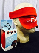 The Travel Halo Travel Pillow with Mask