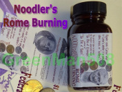 Noodlers Ink 90ml Rome Burning