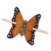 Tandy Leather Butterfly Barrette Quick Kit 4232-00