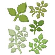 Heartfelt Creations Cut & Emboss Dies by Spellbinders-Classic Leaf