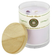 Terra Essential Scents - Massage & Aromatherapy Soy Candle Lavender Blossom - 70ml