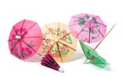 Perfect Stix Parasol 144ct Assistant Umbrella Picks, 10cm ,