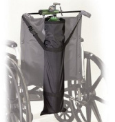 Oxygen Wheelchair Bag/oxygen Tank Holder for Cylinders D & E By Healthline Trading