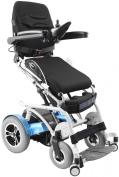 Karman Xo202ndual Karman Full Power Stand Up Wheelchair with Companion Joystick, 41cm