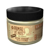 Primal Pit Paste Natural Deodorant Unscented 60mls