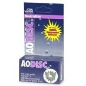 Aodisc Neutralizer, for use with AoSept Disinfectant and AoSept Lens Cup - 1 ea
