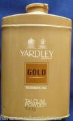 Yardley London Gold Deodorising Talc Talcum Powder Men 100gm