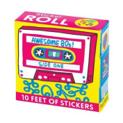 Awesome 80s! Sticker Roll