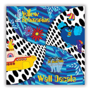 The Beatles Yellow Submarine Wall Decals