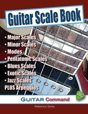 Guitar Scale Book