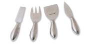 Swissmar Petite Cheese Knife Set, #SK8214SS
