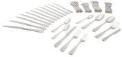 Oneida Carolina 65-Piece Flatware Set, Service for 12