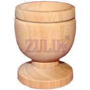 Olive Wood Comunion Cups - 100 Pieces From Bethlehem Holy Land