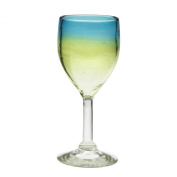 Global Amici 7MCR712S4R Sonora Goblet, 350ml, Set of 4