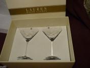 Royalton Martini Glasses