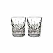 Waterford Lismore 350ml Double Old Fashioned, Set of 2