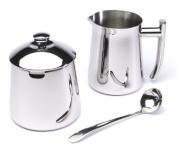 Frieling Creamer and Sugar Bowl Set