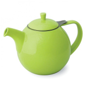 FORLIFE Curve 1330ml Teapot with Infuser, Lime