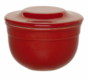 Emile Henry Butter Pot, Cerise