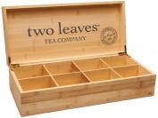 Tea Company Bamboo Presentation Box, Tea not included