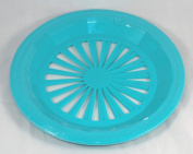 Plastic Paper Plate Holders, Set of 4