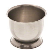 Browne Foodservice 575063 Stainless Steel Round Egg Cup, Mirror Finish