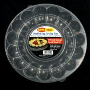 Deviled Egg Platter with Lid