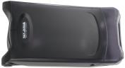 San Jamar H5000P Venue Wall Mount Minifold Control Napkin Dispenser, 600 Capacity, 20cm Width x 38cm - 1.9cm Height x 13cm - 2.3cm Depth, Black Pearl