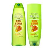 Garnier Fructis Sleek & Shine Shampoo and Conditioner Set