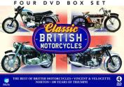 Classic British Motorcycles [Region 2]
