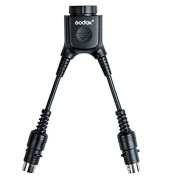 Godox DB-02 Cable Y adapter 2 to 1 For PROPAC Power Pack PB960 AD360 AD180