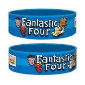 The Fantastic Four - Marvel Comics - Rubber Wristband / Bracelet