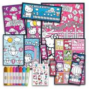 Savvi Hello Kitty Licenced Mega ColorUp Art Kit