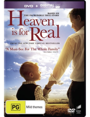 Heaven is for Real (DVD/UV)