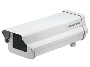 Monoprice 106688 37cm Outdoor Back Open Camera Housing with Heater & Blower ML-605HB