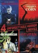 4 Unforgettable Horror Movies [Region 1]