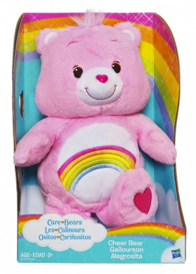 Care Bears Cheer Bear 30cm Plush