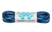150cm Waxed Skate Lace - Derby Laces for Roller Derby, Hockey and Ice Skates, and Boots