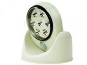 Wireless Motion Sensor LED Light - Mobilight 360 Degree Rotating Outdoor Lighting