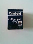 Osmiroid 19672 Calligraphy Ink Blue Water Soluble 28 ml 0.95 fl. oz