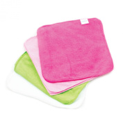 Bumkins Reusable Baby Wipe, Girl