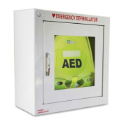 AED Wall Cabinet, Includes Alarm