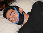 Stop Snoring, Anti Snoring Jaw Strap By My Snoring Solution New Comfort Fit Design. #1 Ranked Device on the Market.