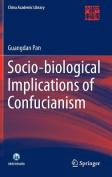 Socio-Biological Implications of Confucianism