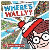Wheres Wally Wall: 12x12