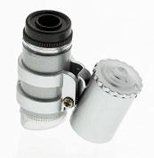 SE - Microscope - LED Illuminated, Mini, 2 LED, 16x - MW10087LN