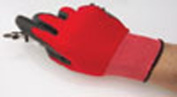 Strong Hold Gloves Nitrile Coat Micro-Knit - Xl
