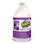 OdoBan 911162-G Disinfectant Odour Eliminator and All Purpose Cleaner Concentrate, Lavender Scent, 3790ml