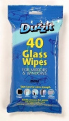 DUZZIT GLASS WIPES PACK OF 50