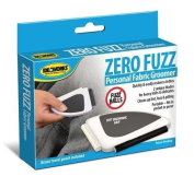 Zero Fuzz Fabric Groomer Clean Sweater Lint Remover Portable Travel Pouch